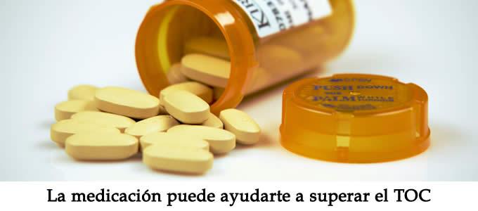 Medicacion para curar el TOC